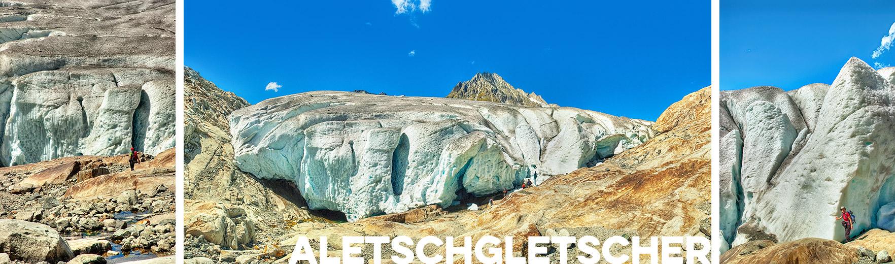 Aletschgletscher, JV