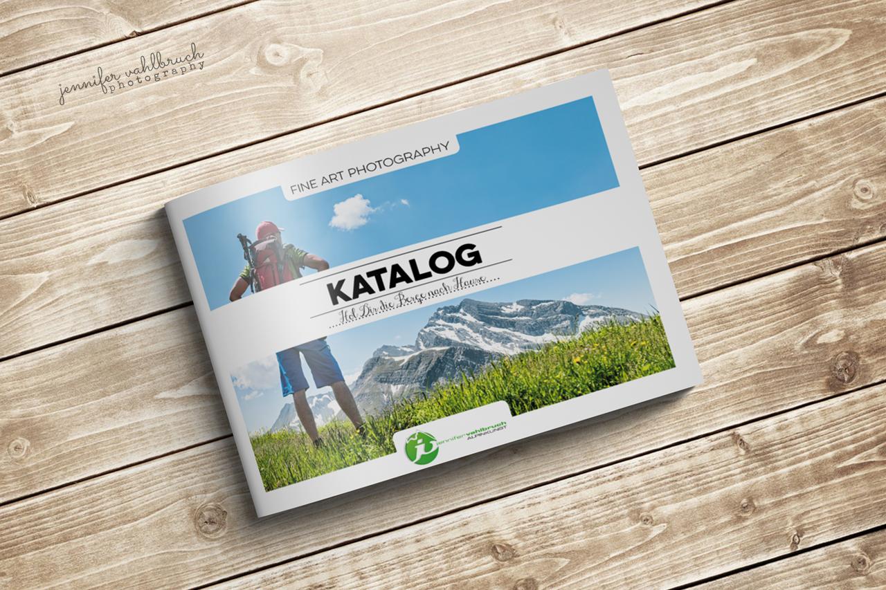 Alpinkunst Katalog