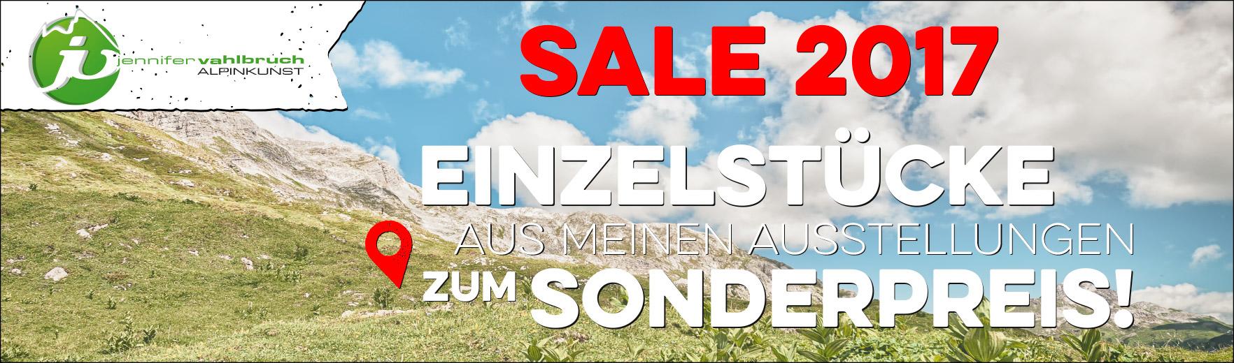 Alpinkunst Sale 2017